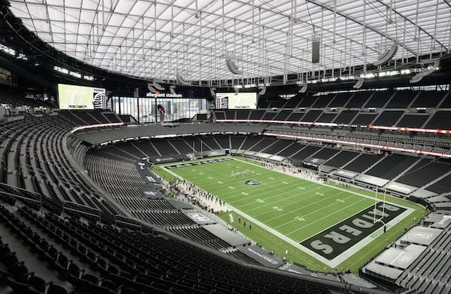 Allegiant Stadium, Raiders