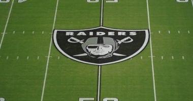 Raiders logo, Allegiant Stadium