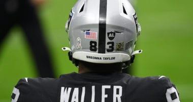 Darren Waller, Raiders