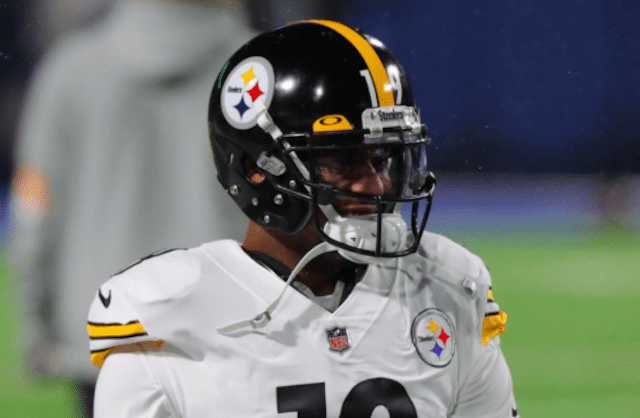 JuJu Smith-Schuster, Steelers