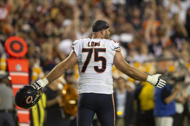 Kyle Long, Bears, Raiders