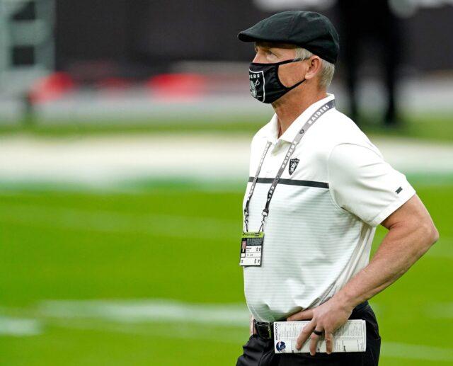 Mike Mayock, Raiders