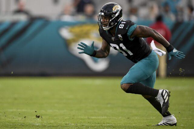Yannick Ngakoue, Raiders, Jaguars