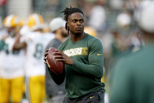 Davante Adams, Packers, Raiders