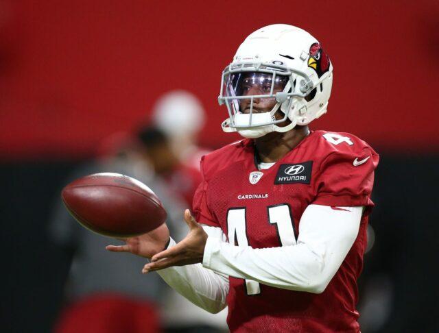 Kenyan Drake, Cardinals, Raiders