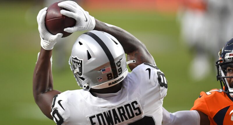 Bryan Edwards, Raiders